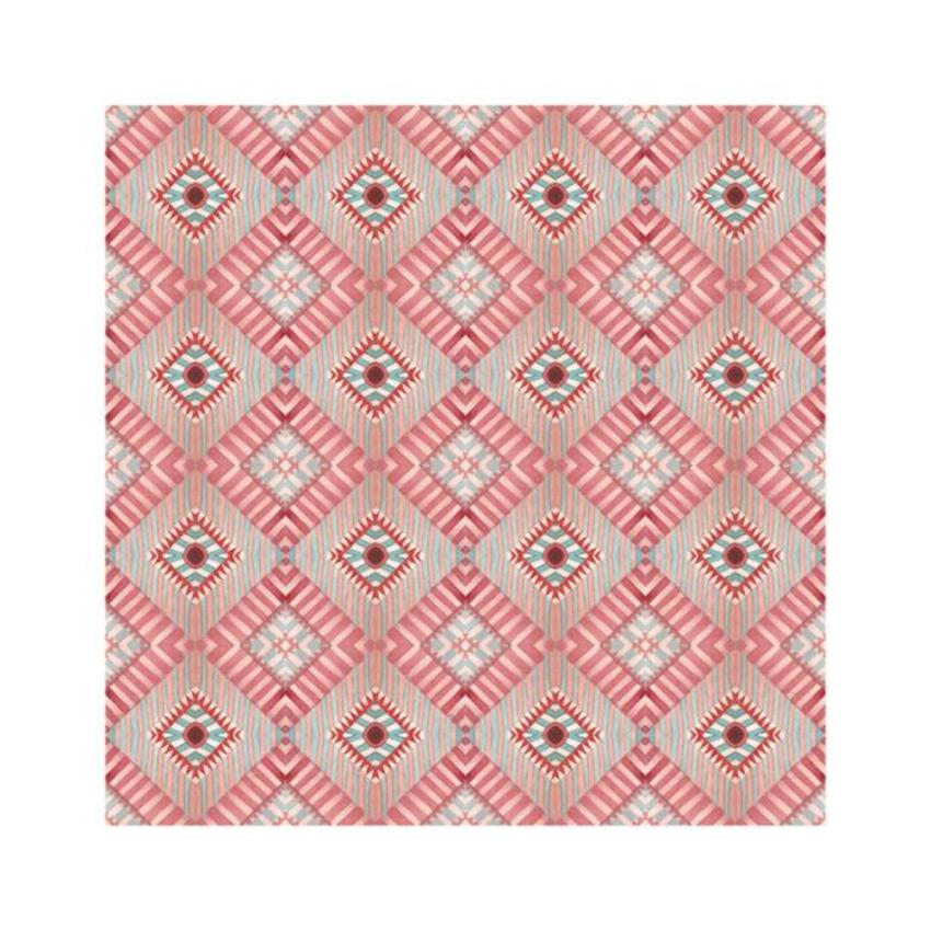 Pattern Navajo Pink Blue