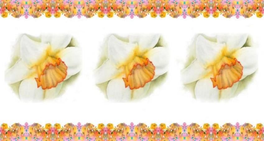 Floral Mug Design 2