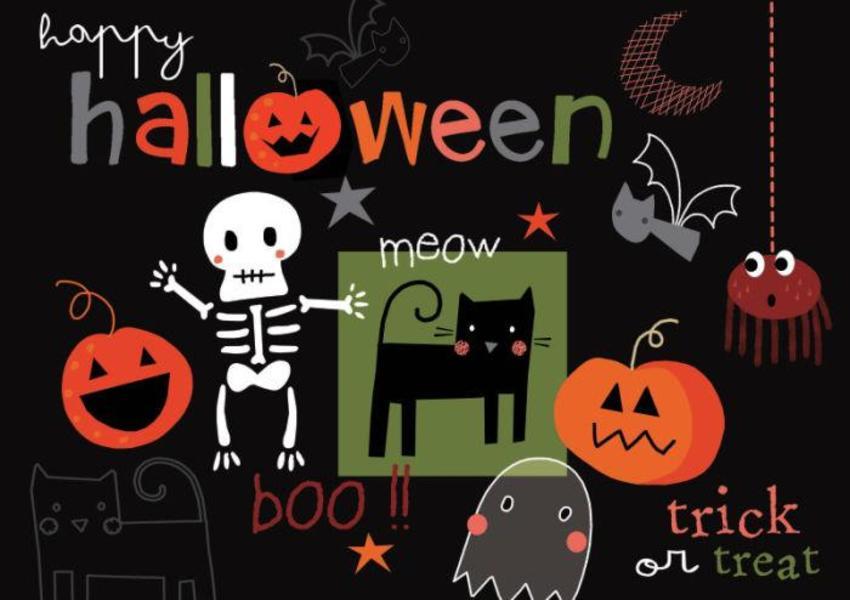 J Schof Halloween