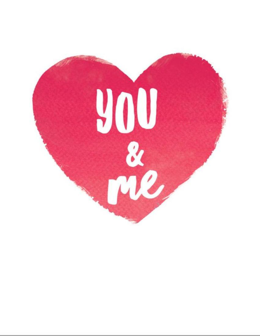 You & Me Type