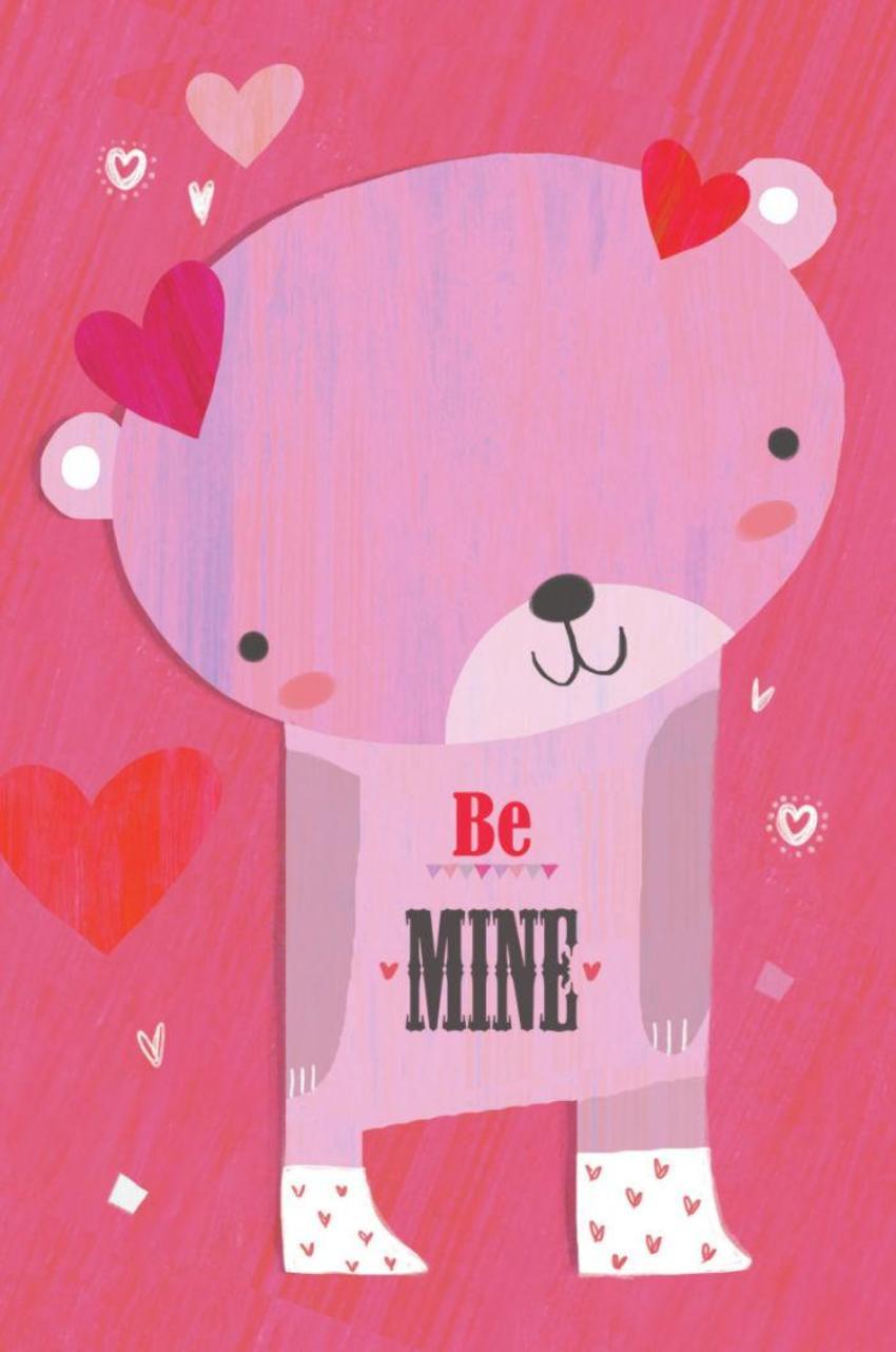 Little Bear Pink Valentine Katie S