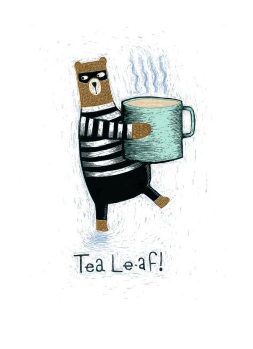 Tea Le-af!