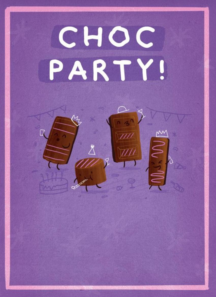 Choc Party Final