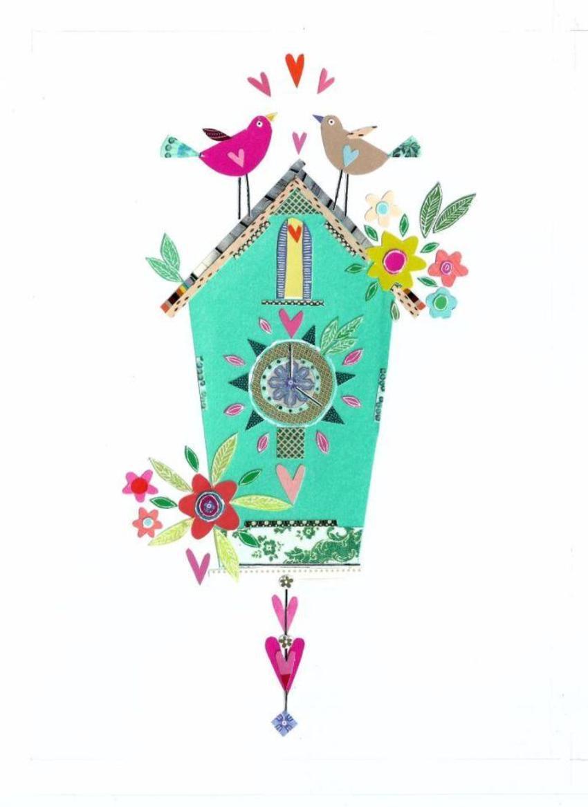 PT - NEW Cuckoo Clock Art