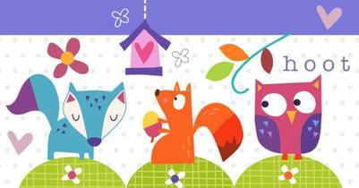 j-schof-fox-owl-squirrel-birdhouse