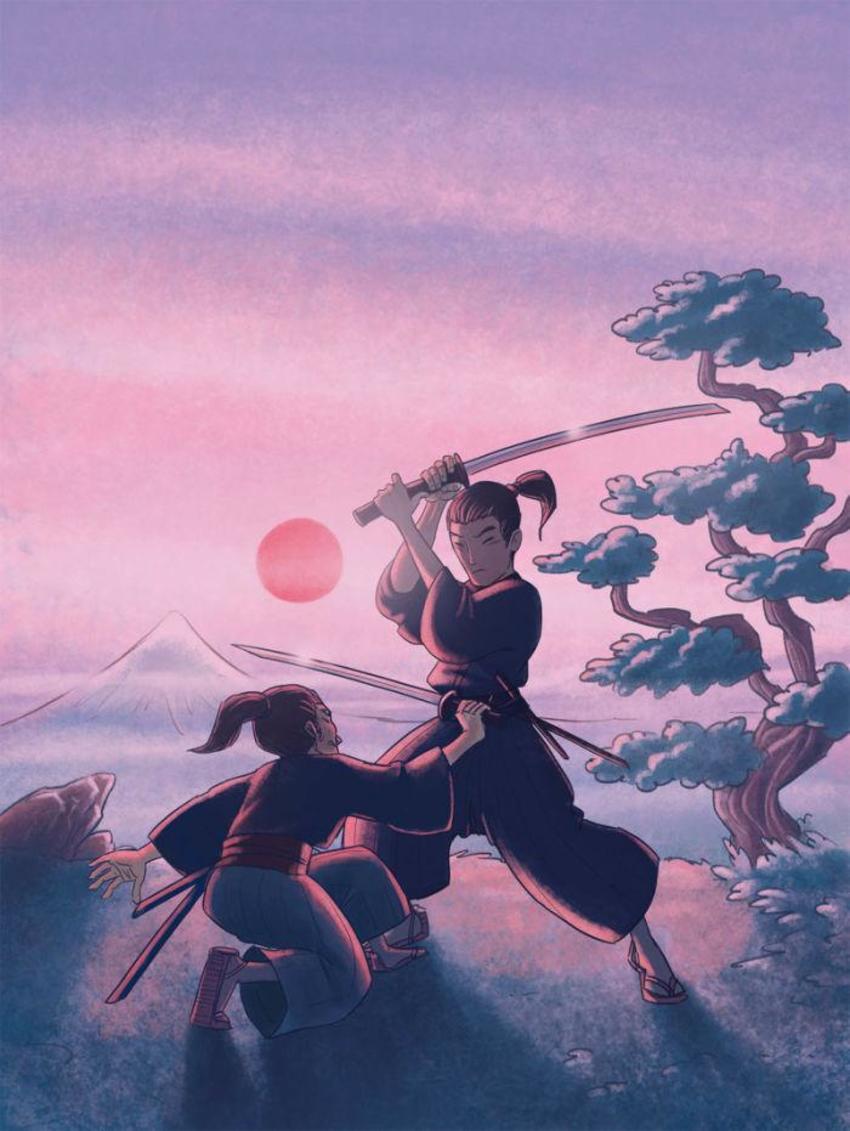 HT_HowToLive_Samurai_CVR