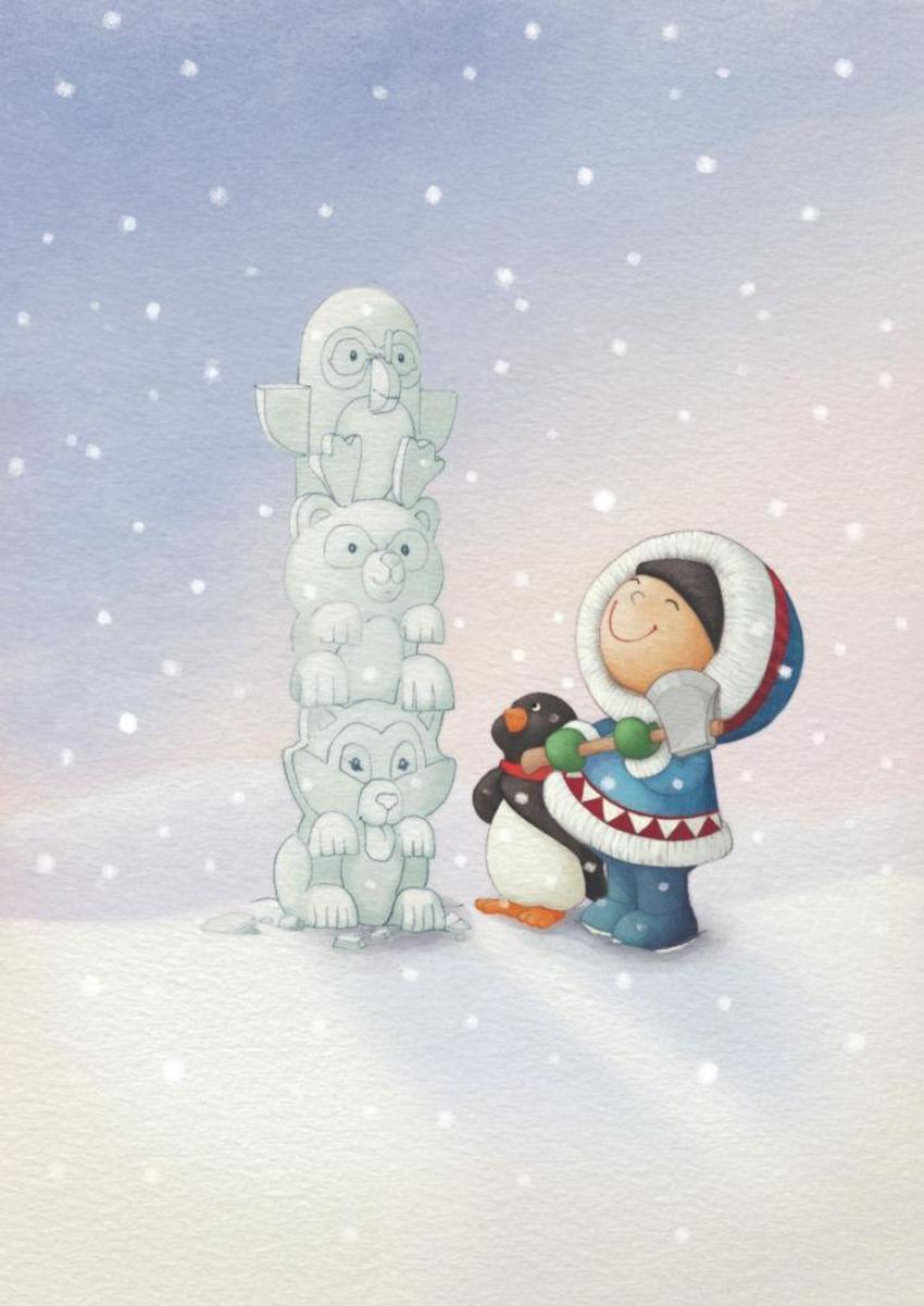 Frosty-art