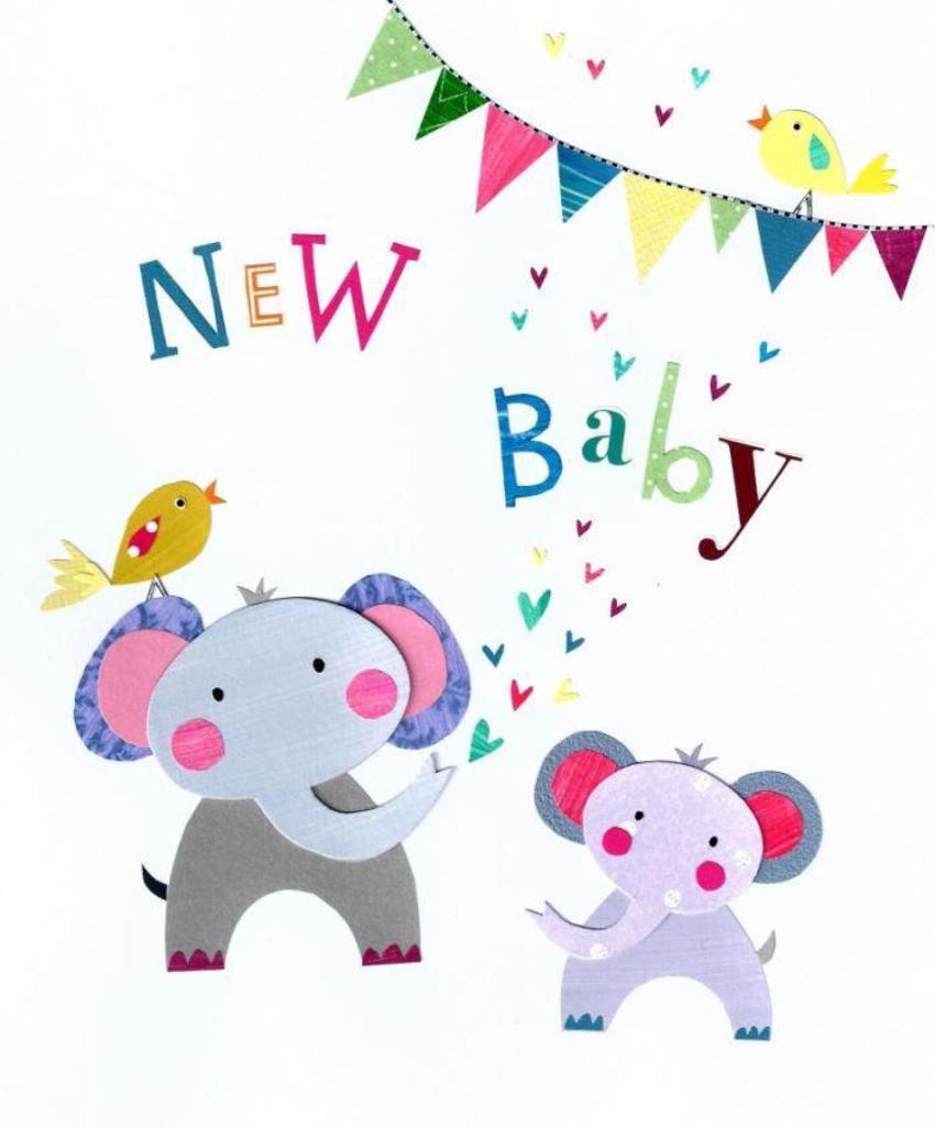 PT - New Baby Elephant