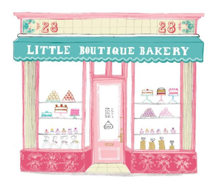Bakery Shopfront