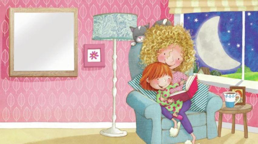 Bedtime Story Mum