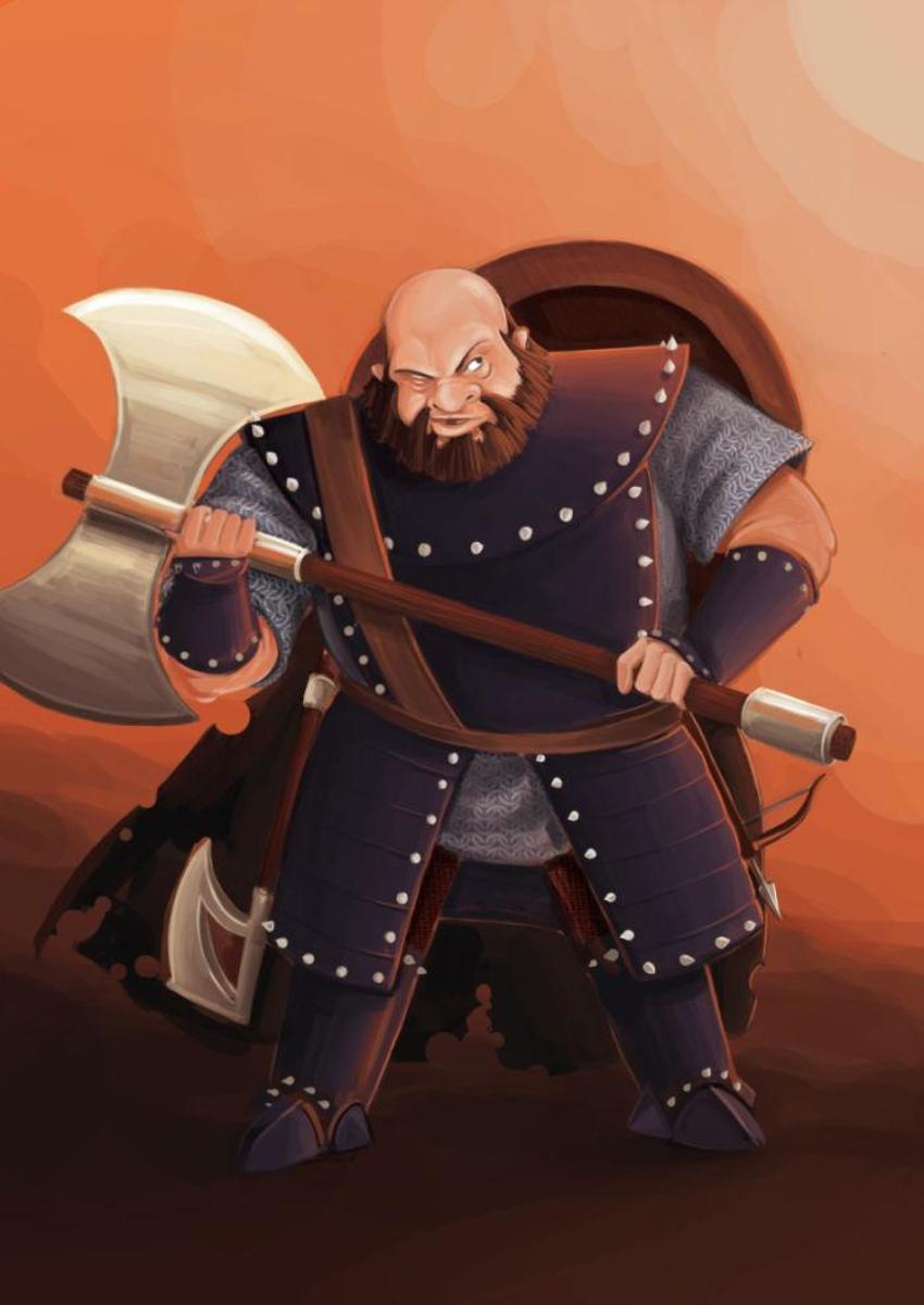 Mercenario (M)