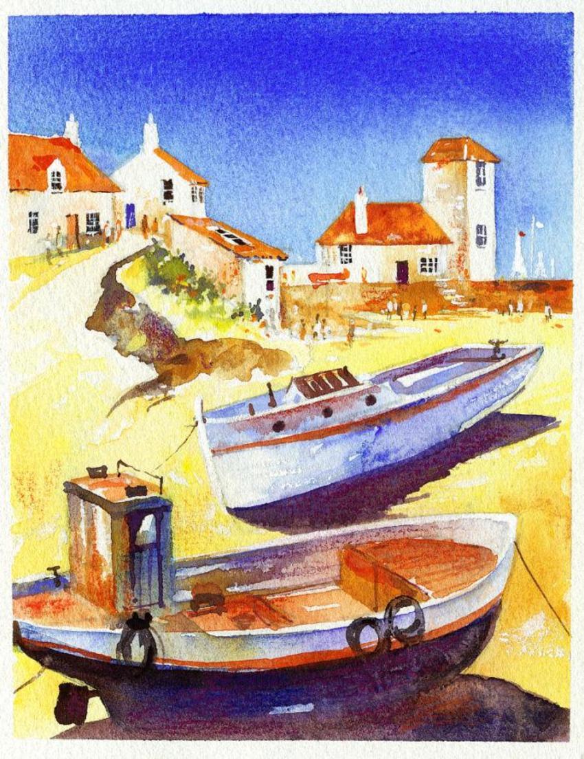 JML beach boats