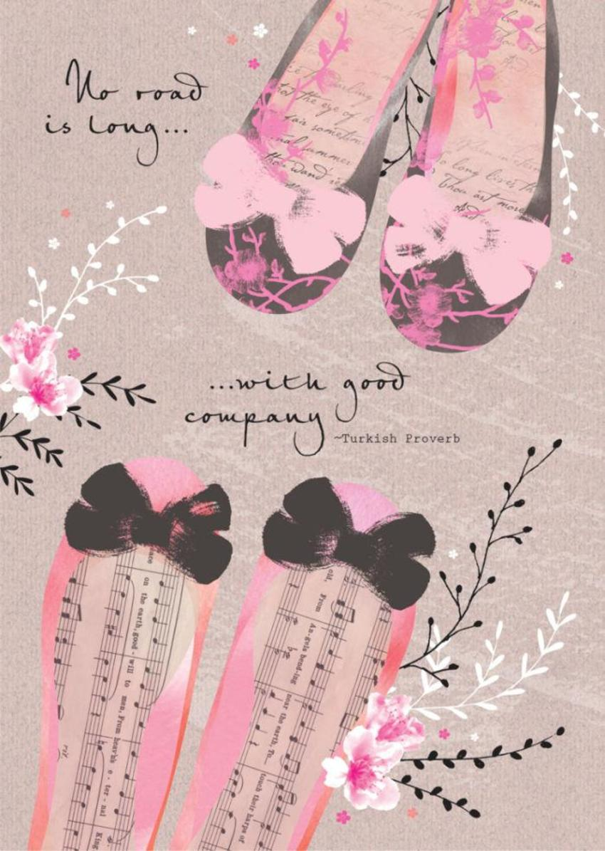 Mothers Day Friend Birthday Friend Quote Shoes With Bows