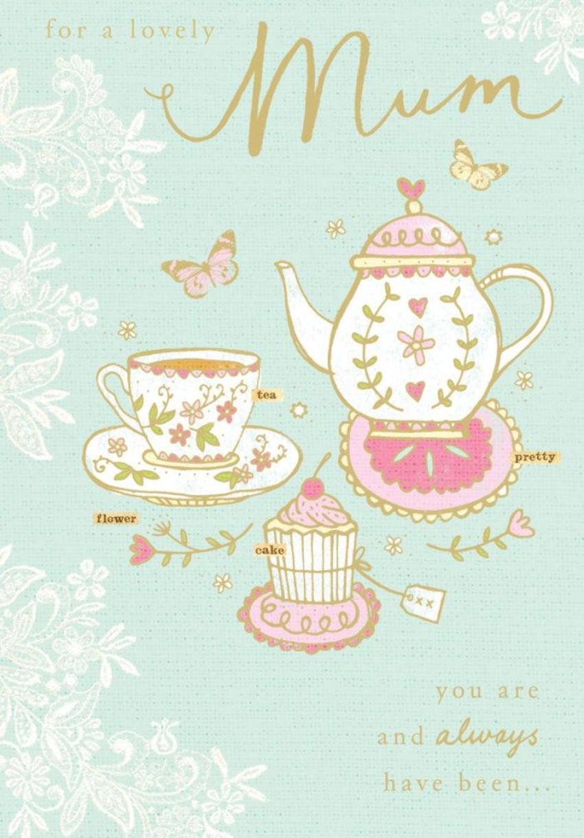 Mum Tea Design