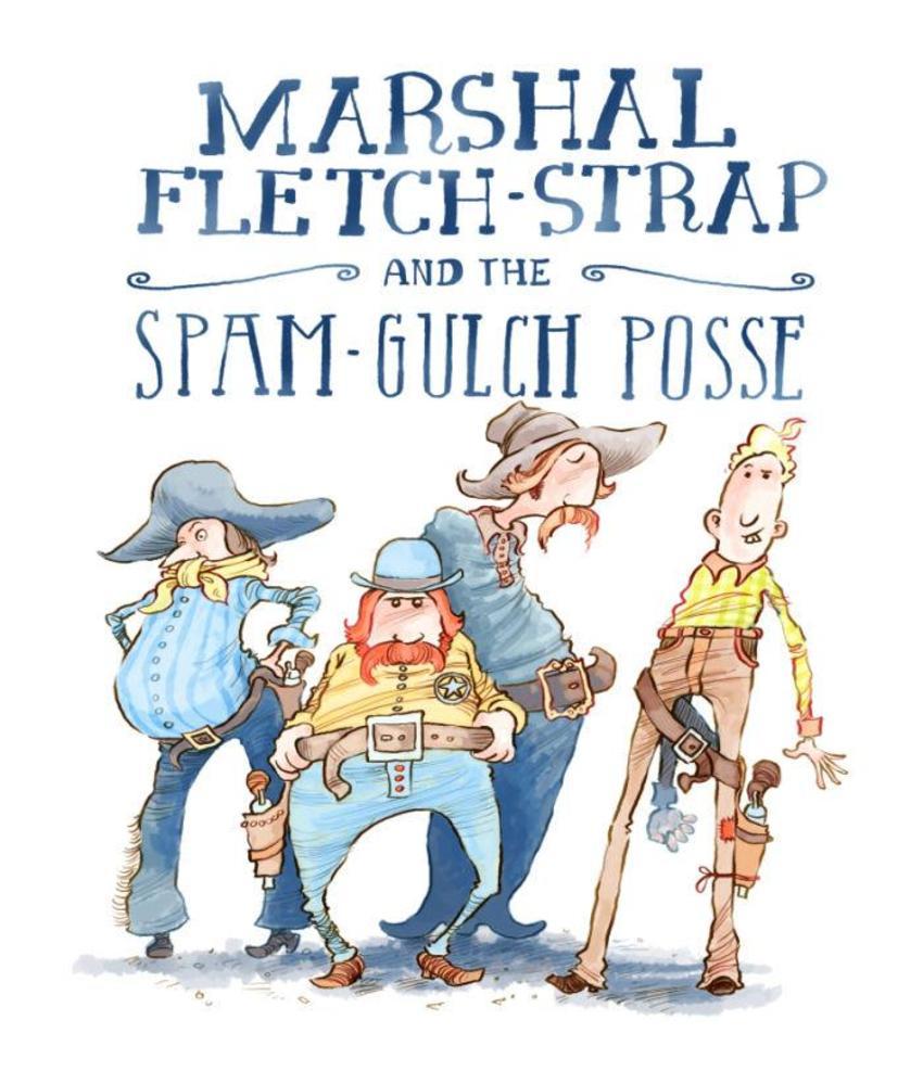 Jon Davis - Cowboys, Marshall, Posse, Text-01 Copy