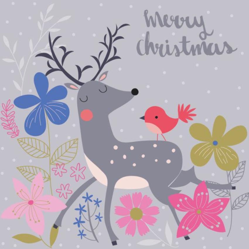 Christmas Card - GM_Deer