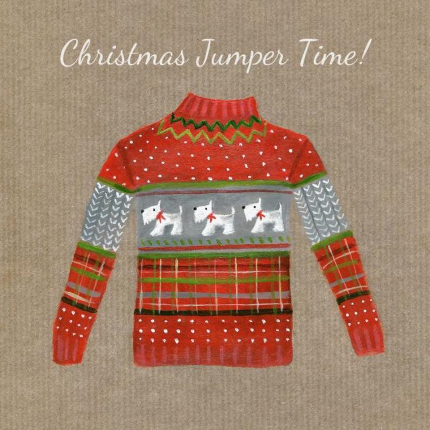 Ileana Oakley Christmas Jumper