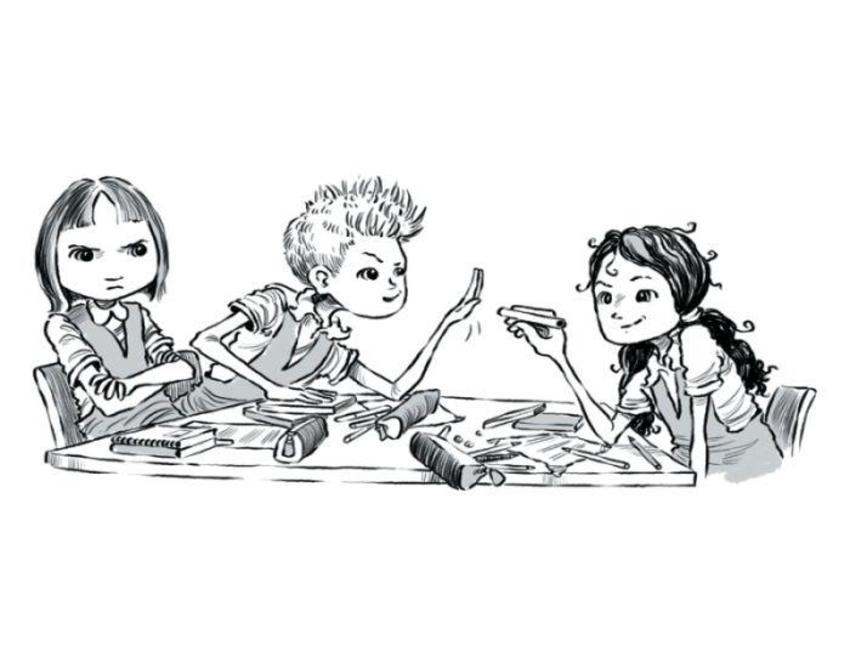 Jon Davis - School Girls Table-01 Copy
