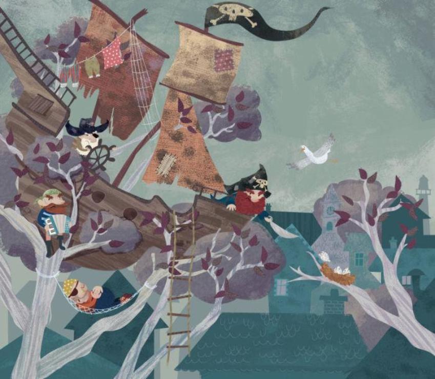 Tree Top Pirates