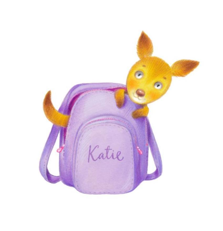 Backpack Kangaroo