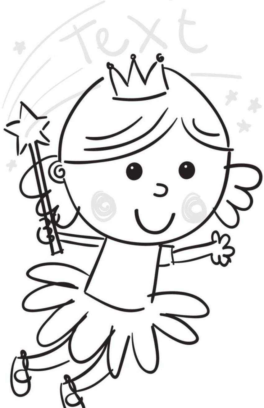 JENNIEBRADLEY-PRINCESS PENCIL