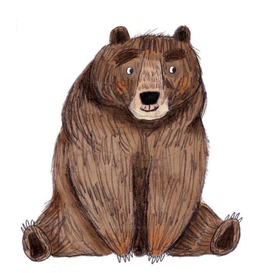 Adam Pryce Bear 2