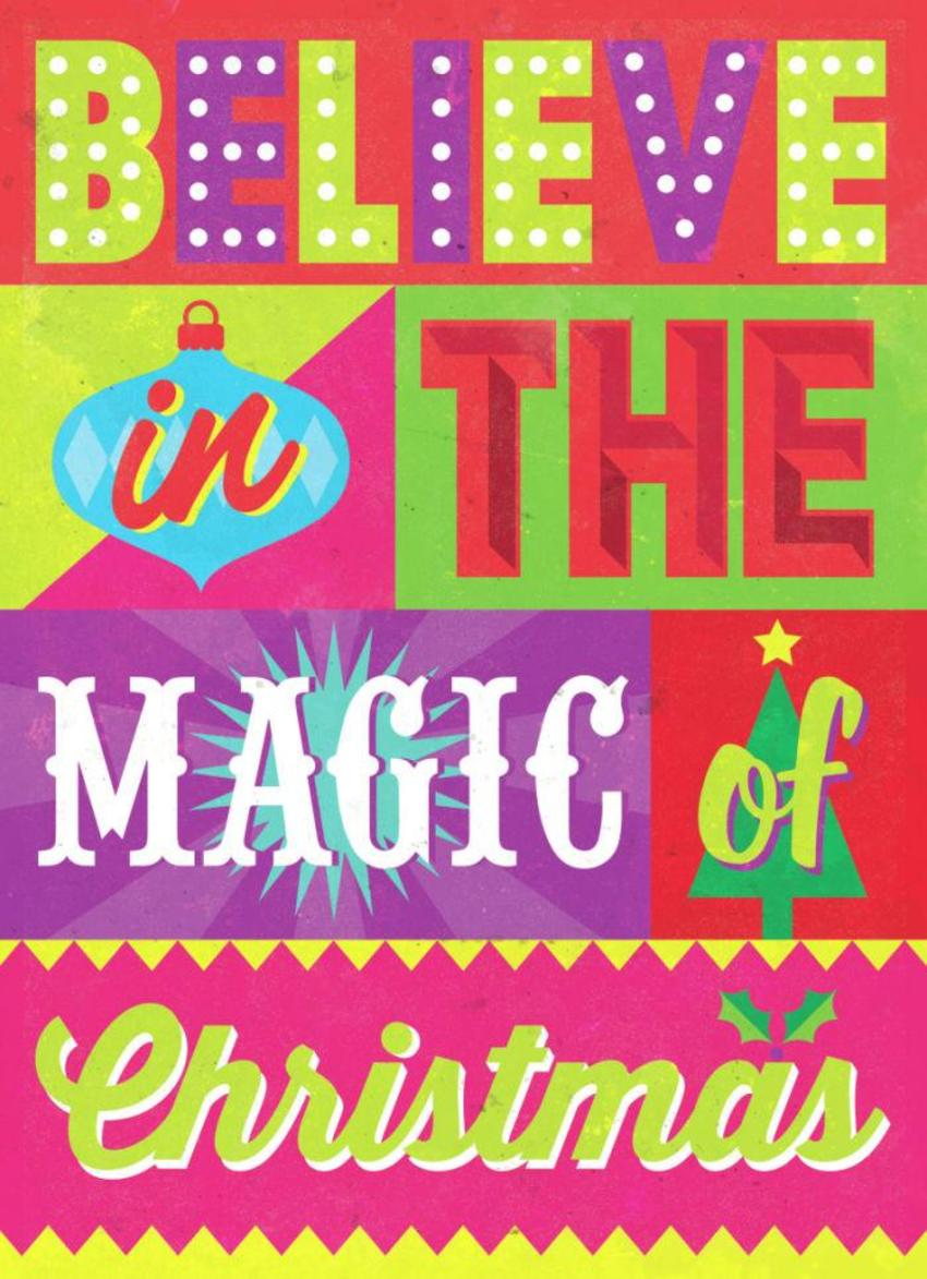 Christmas-lettering-magic