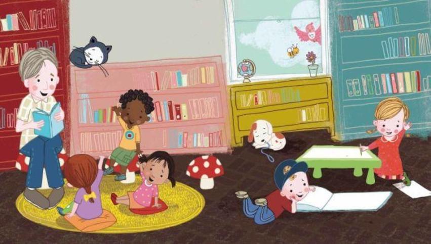 Children_library