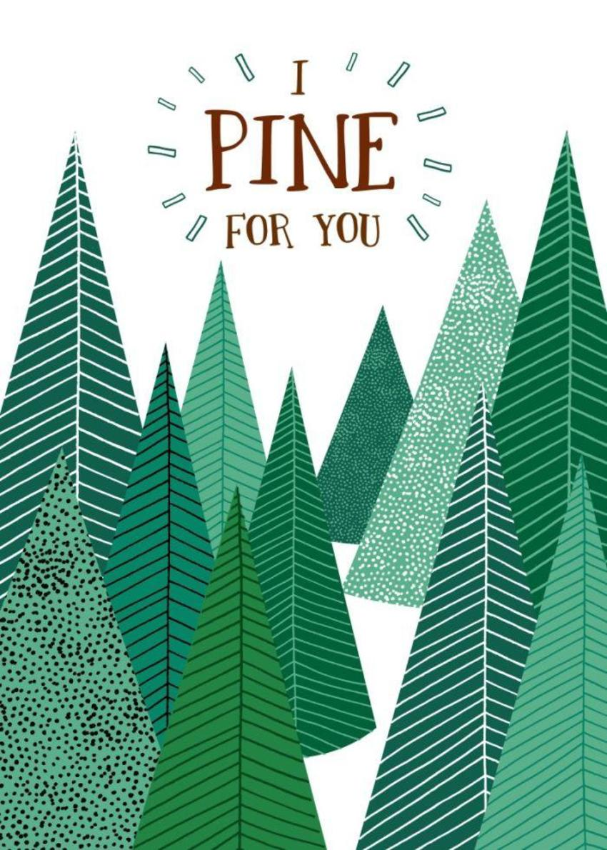 I-pine-for-you