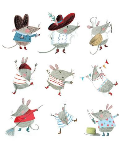 pirate-rat-characters