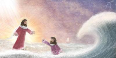 jesus-walks-on-water