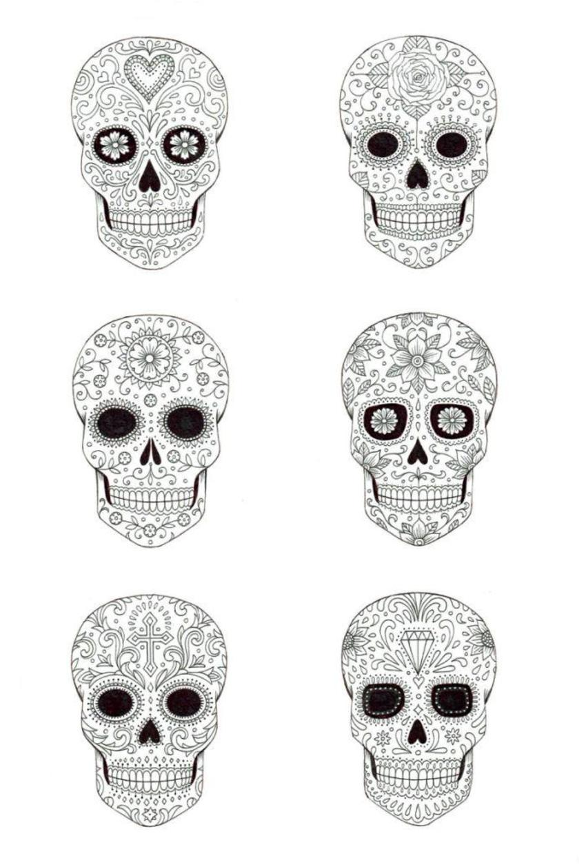 Skulls Copy