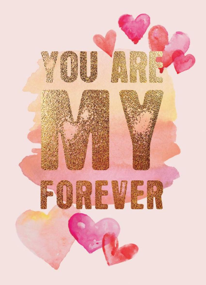 LD977_Valentine You Are My Forever