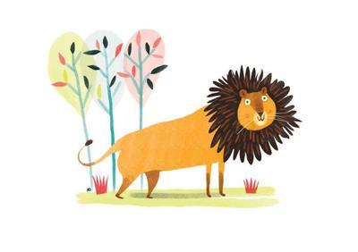 lion-card-nikki-dyson