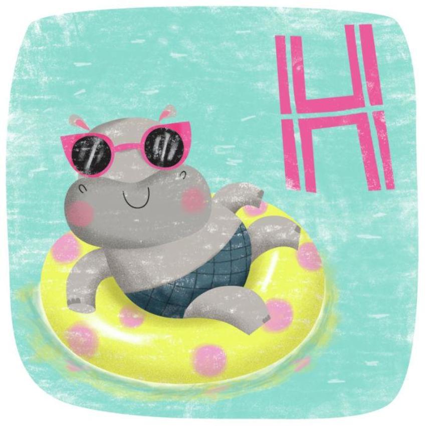 Hippo - Gina Maldonado