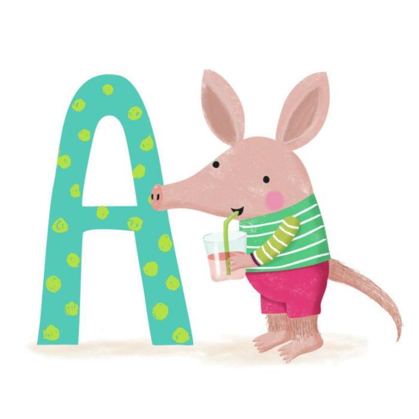 Aardvark - Gina Maldonado