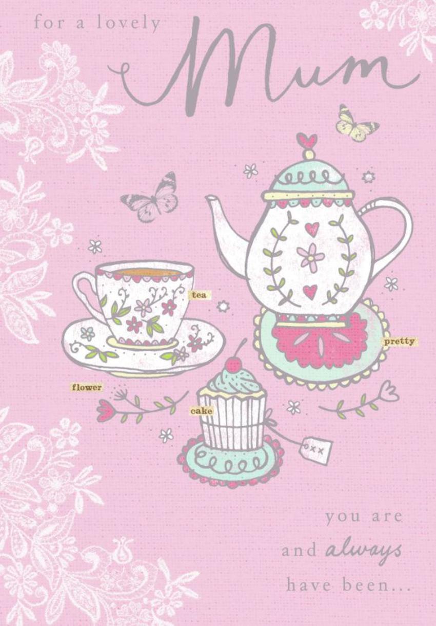 Tea For Mum RGB