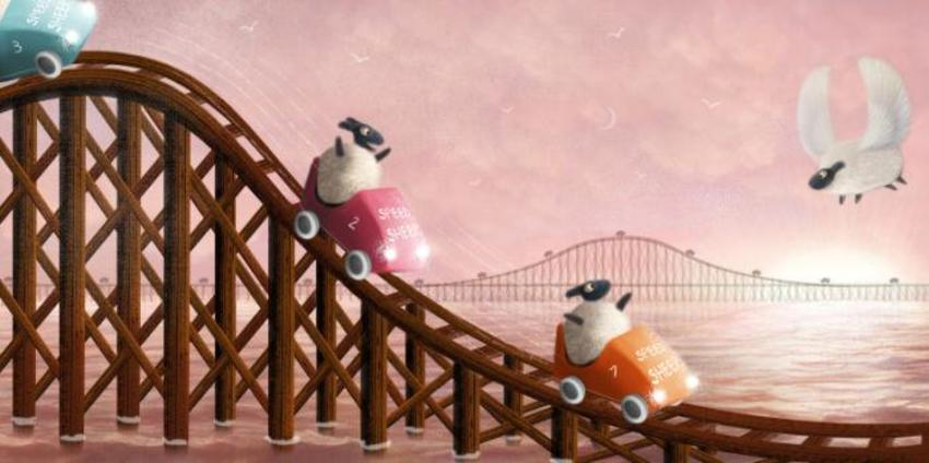 Rollercoaster Sheep