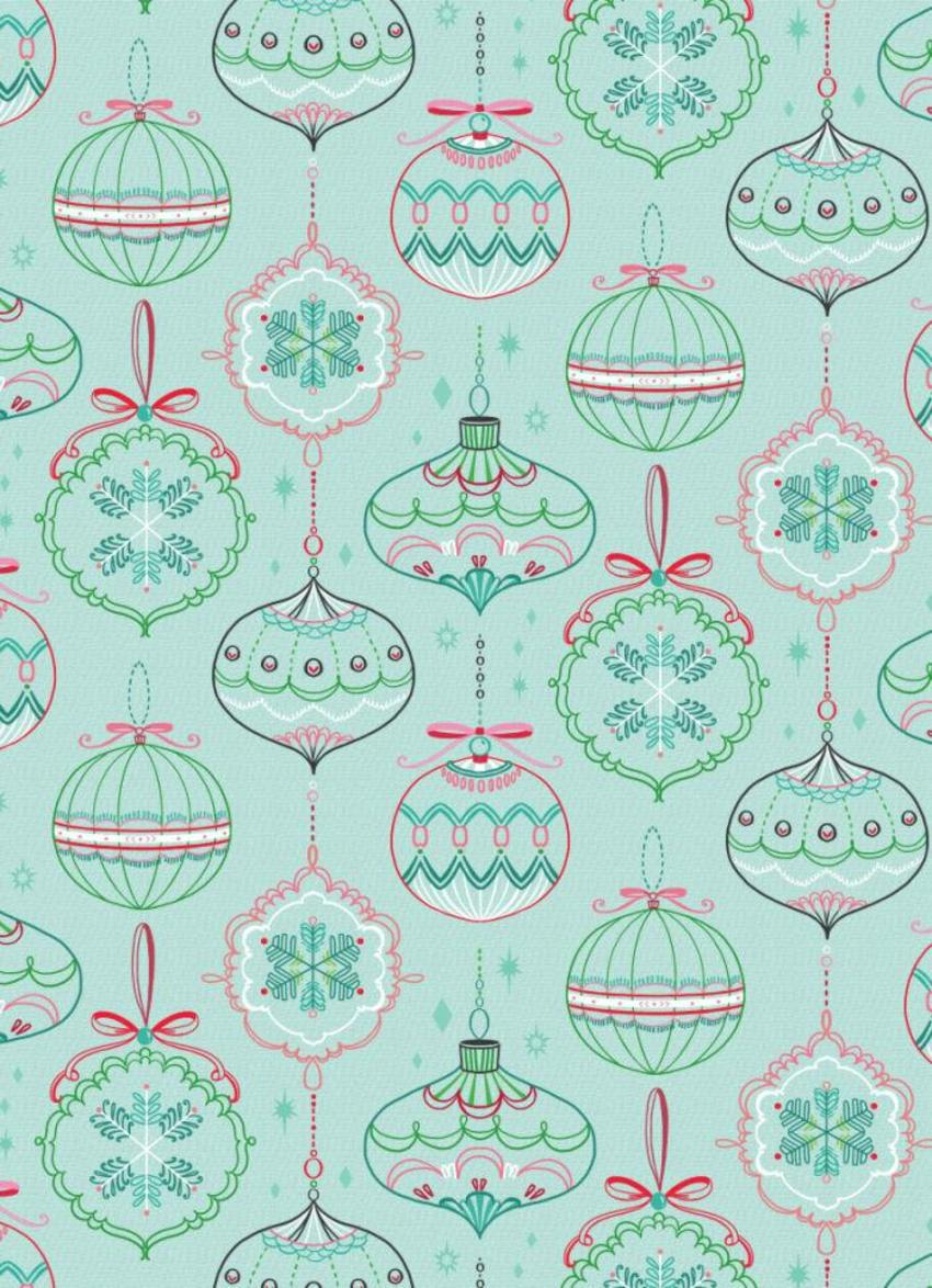 Chritsmas Ornament Pattern