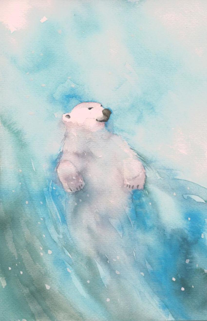 Polar Bear Water