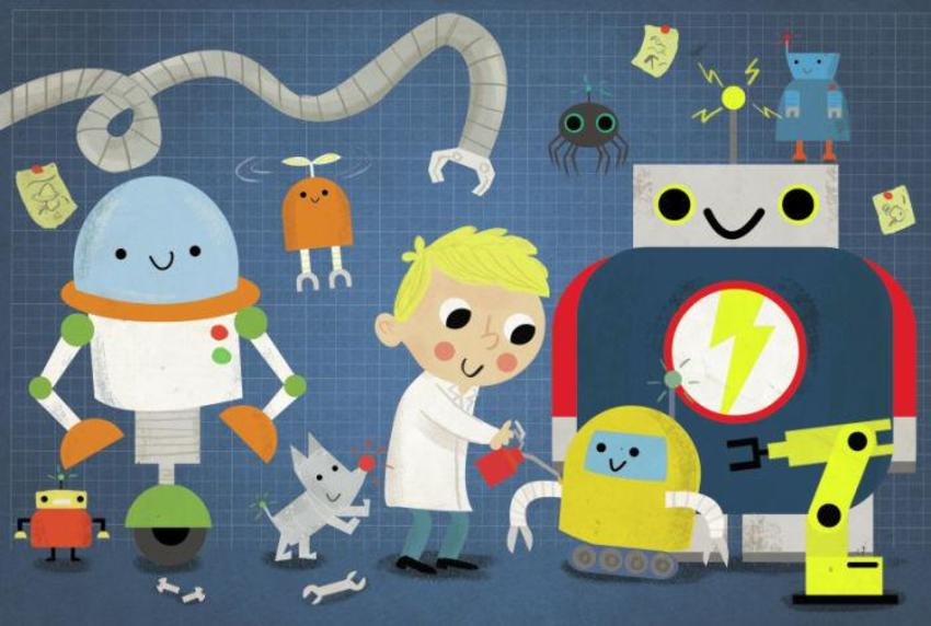 Robot Jigsaw2