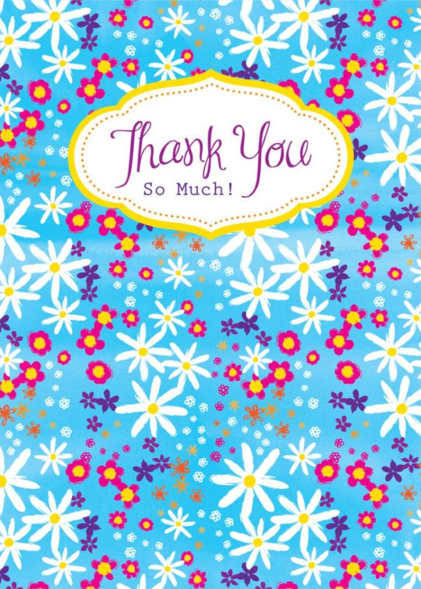 Thank You Mothers Day Female Birthday Flowers Floral Background Contemporary