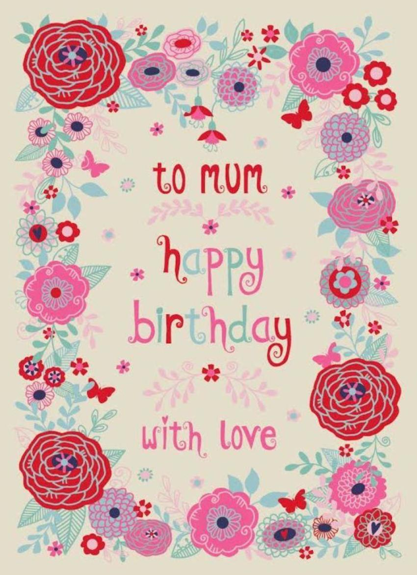 Happybirthdaymumflowers