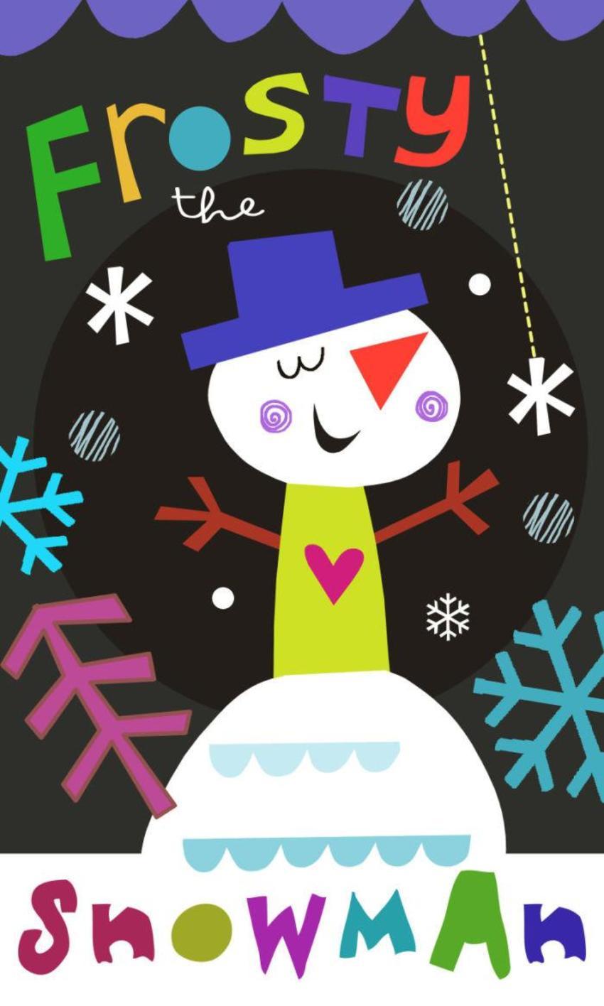 J Schof Frosty The Snowman
