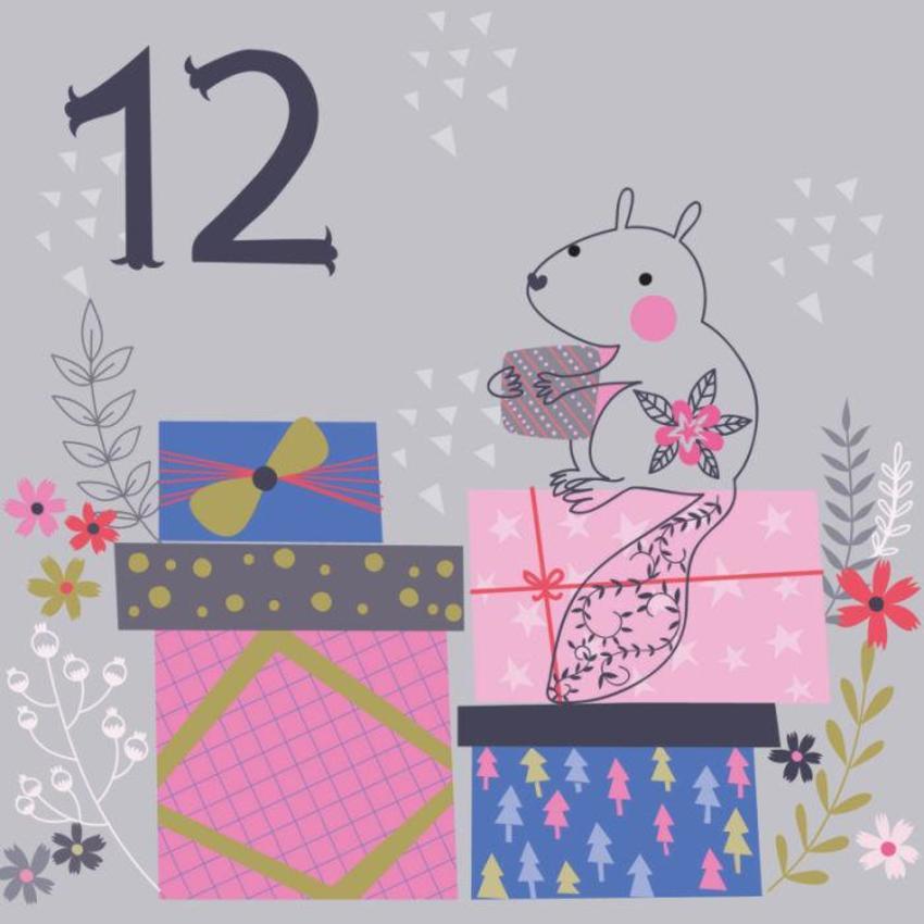 Christmas Advent 2015-12 - Gina Maldonado