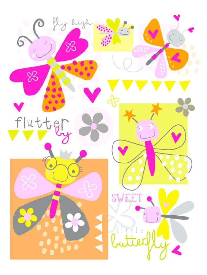 Jayne Schofield Butterflies Lr