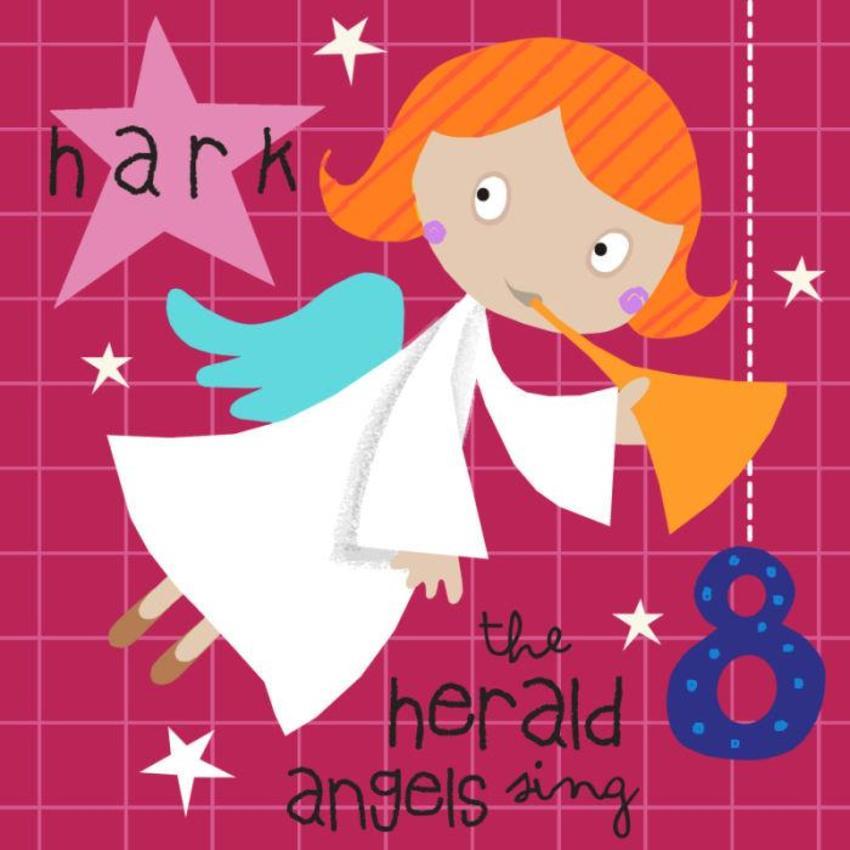 8.jayne Schofield Christmas Angel Advent
