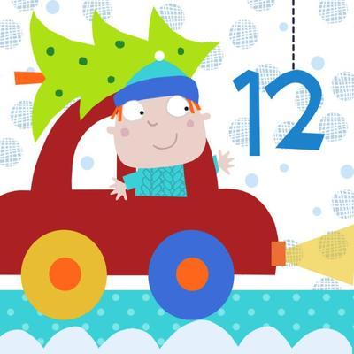 12-jayne-schofield-christmas-tree-and-car-advent