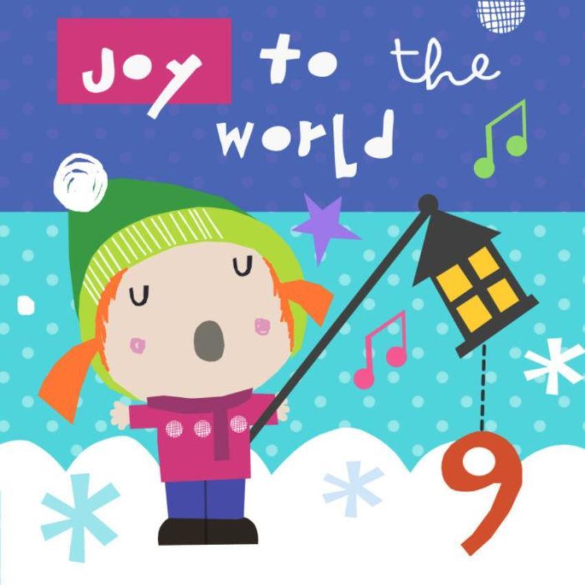 9 Jayne Schofield Christmas Carols Advent
