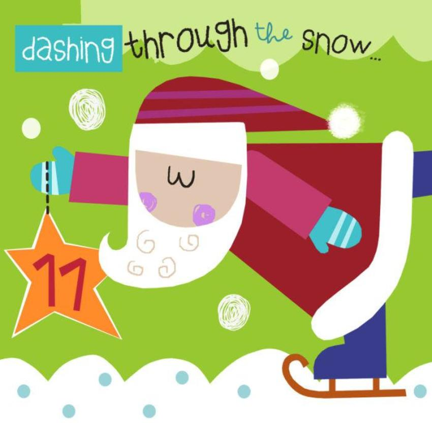 11 Jayne Schofield Christmas Santa Advent